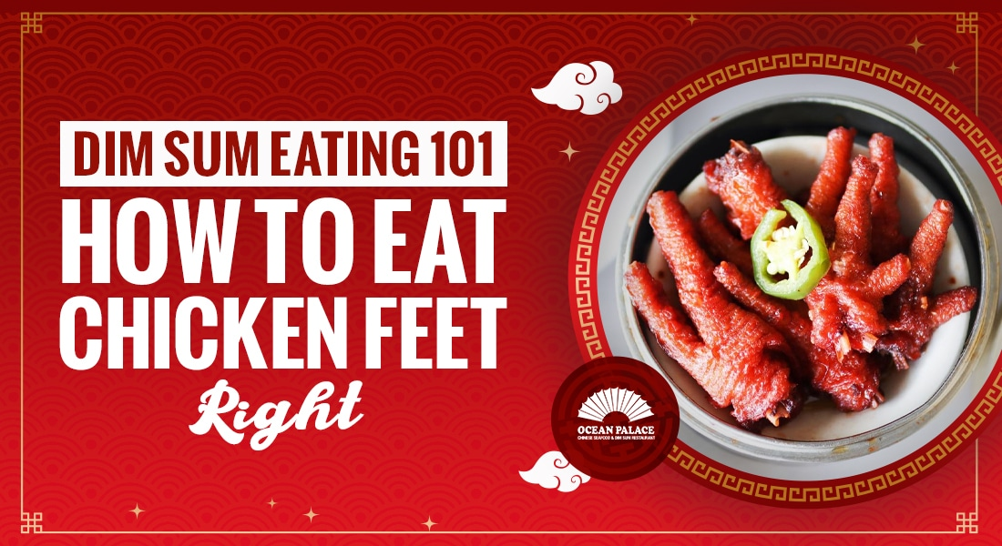 how to eat chicken feet
